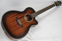 Takamine CP771MC Shadow Burst Includes Official Hard Case